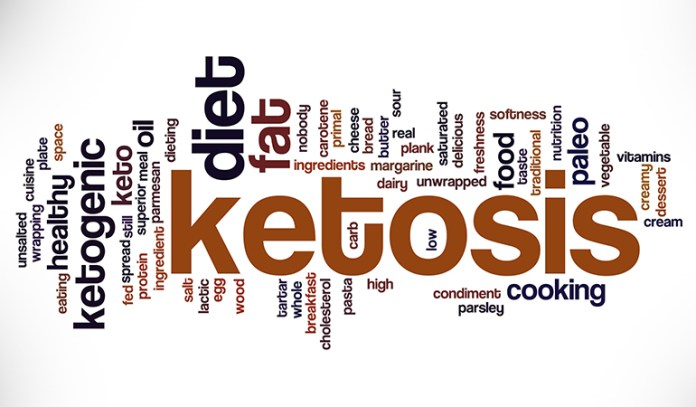 Ketosis is the process of converting fat to ketones