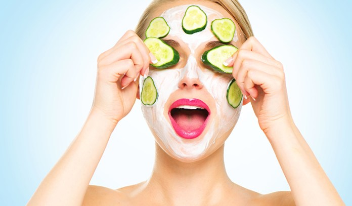 A Yogurt And Cucumber Mask Cools Your Skin And Eliminates Excess Oil