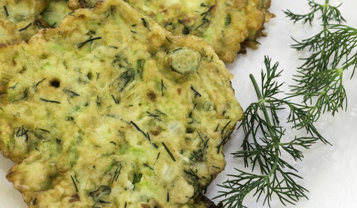 Zucchini hash browns are a good alternative breakfast option