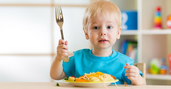 Food allergies affect a lot of children.