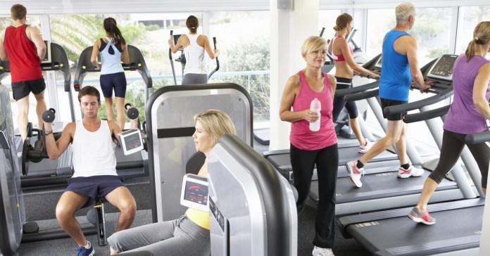 Maintain gym etiquette aspects in the gym always