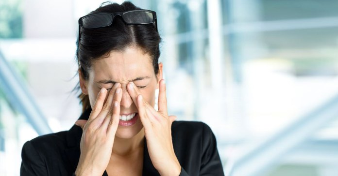 Eye symptoms could be showing a bigger problem