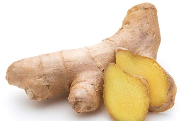 Ginger has medicinal properties.