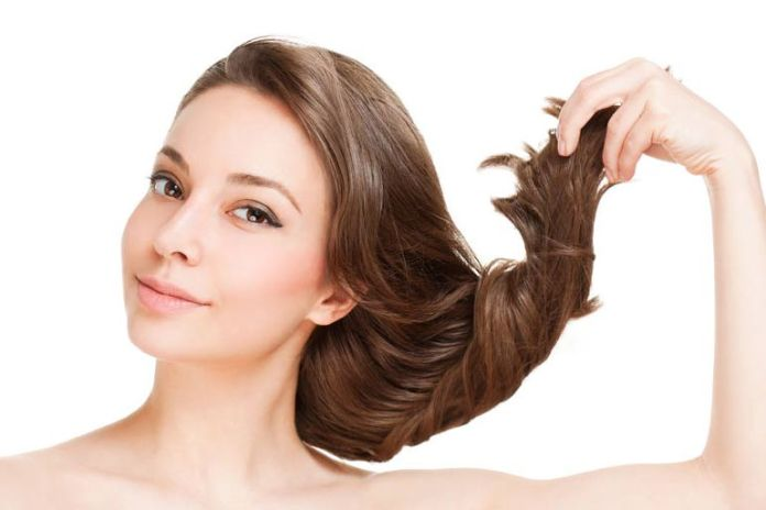 Coconut oil is an effective way to nourish your hair