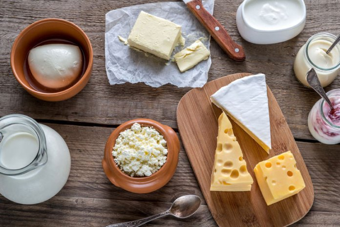Dairy can cause inflammation of the bowels