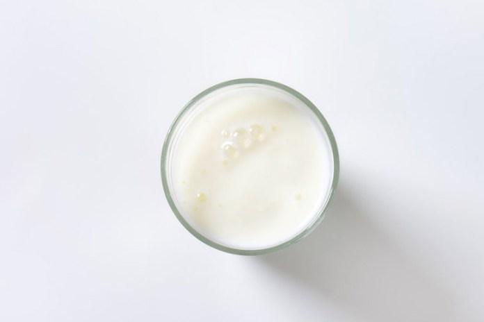 Milk is rich in calcium