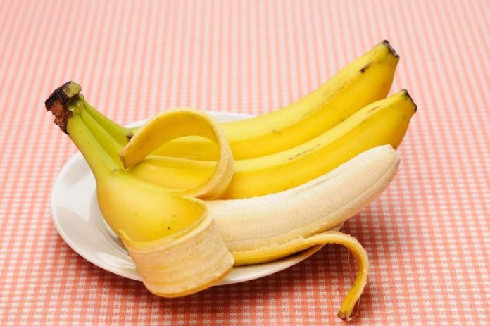 Banana Peels Can Be Used To Treat Chest Acne