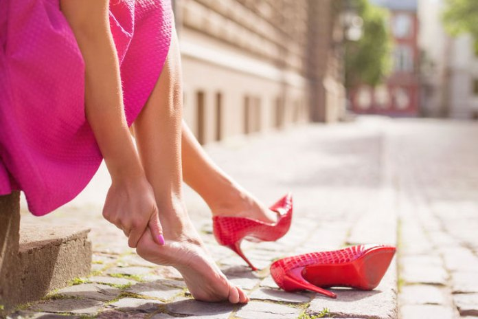 Correcting your form and posture can prevent future injuries to your ankle