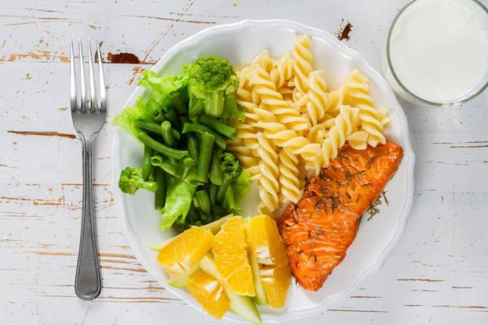 Mindful eating helps maintain portion control