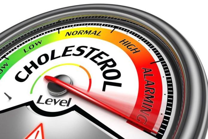 xanthum gum lowers high cholesterol