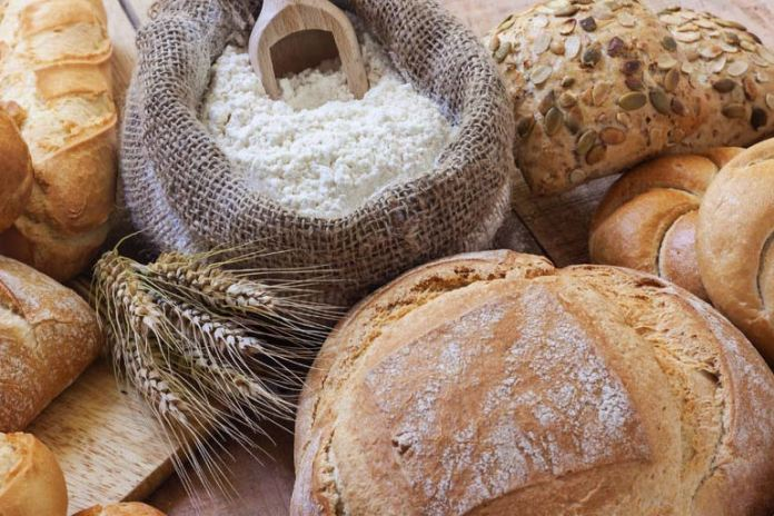gluten can affect the skin appearance