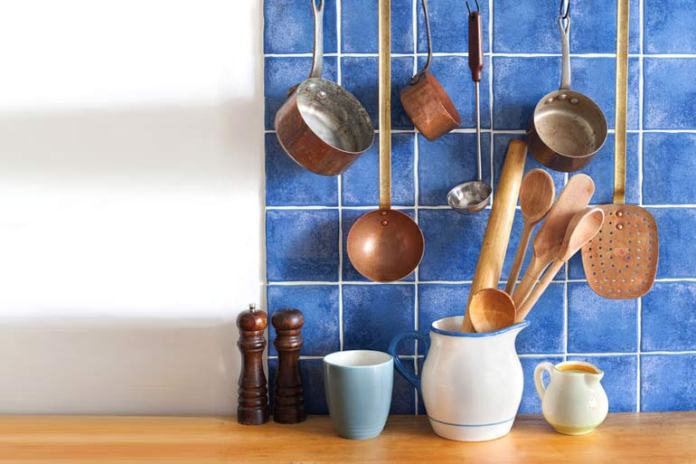 Using glass, steel, iron, and porcelain cookware is safer