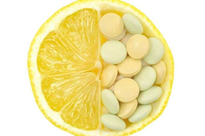 Vitamin C is closely related to mood.