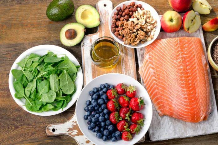 These foods fight excess inflammation and disease.