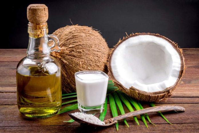 Coconut is a natural and powerful antibiotic.