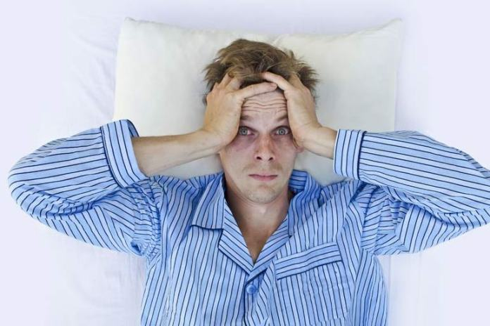 Not sleeping properly could be bad for your body