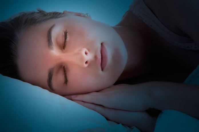Cool down your body to sleep better