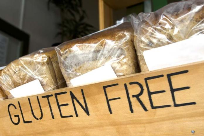 Gluten-free bread for people sensitive to gluten.