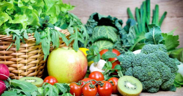 Eating multi-colored fruits and veggies is beneficial for you