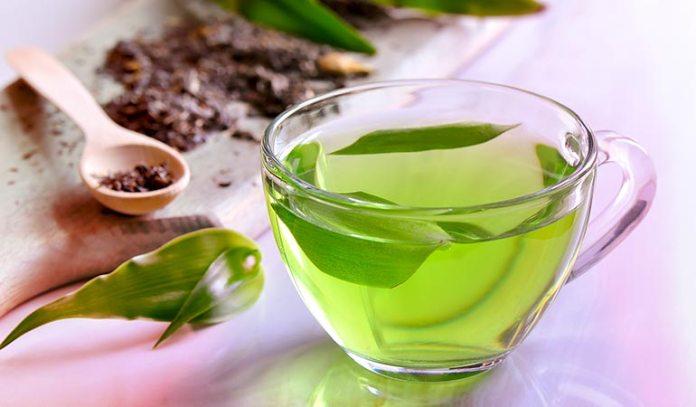 Frozen Green Tea Can Remove Dark Circles