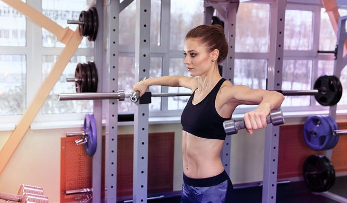Lift Moderate Weights Instead