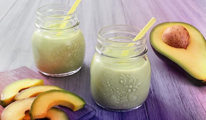 Blend Healthy Ingredients Into A Smoothie