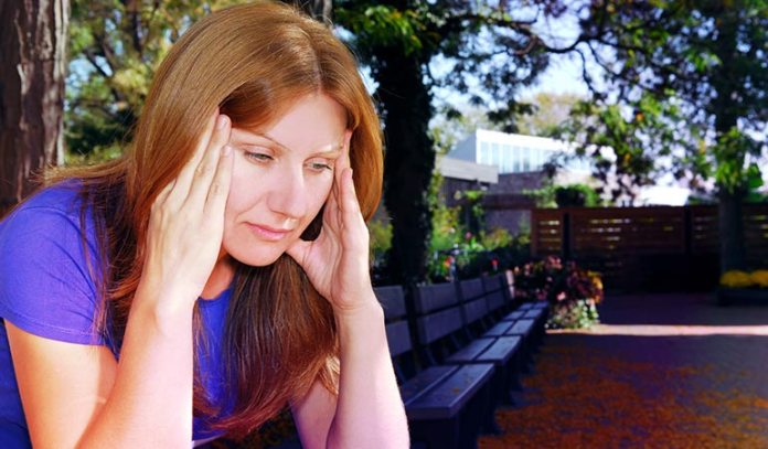 (Headache is a sign of dehydration and loss of sodium.)