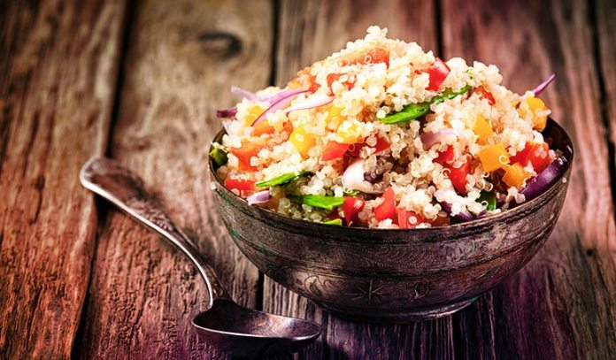 Quinoa Or Brown Rice Can Make Your Meals More Filling