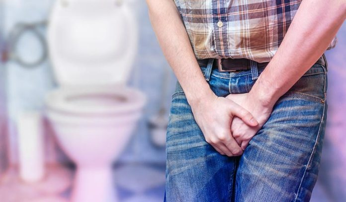 Pressure on the bladder can lead to incontinence