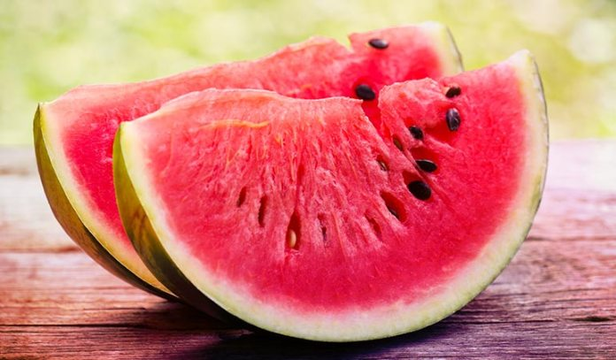 Watermelon Contains 92% Water