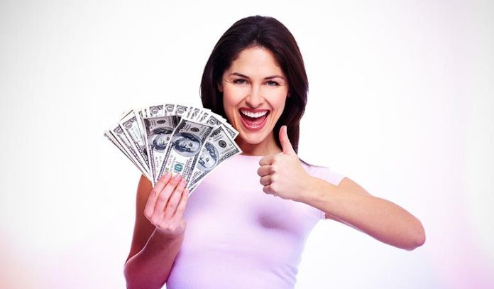 Losing weight can increase the flow of cash in your account.