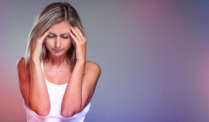 Women Get Headaches When Their Hormones Fluctuate