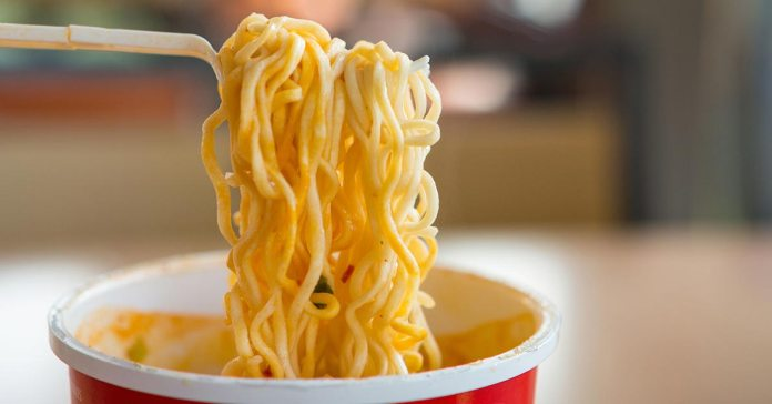 How Instant Noodles Are Harming Your Health