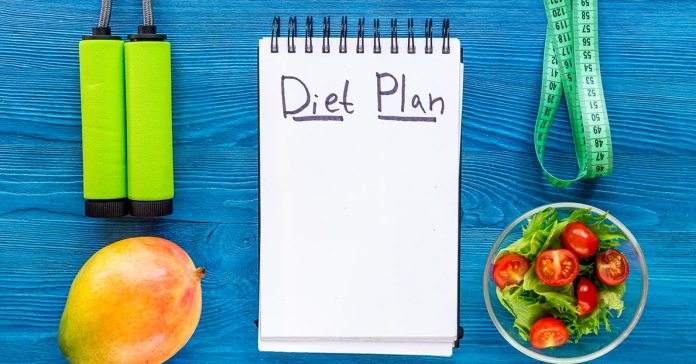 (There are certain steps that we should keep in mind before we start a diet