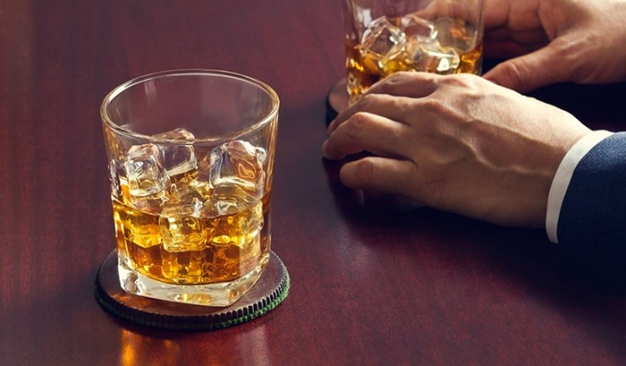Alcohol harms the gut bacteria and also uses up more energy to be digested