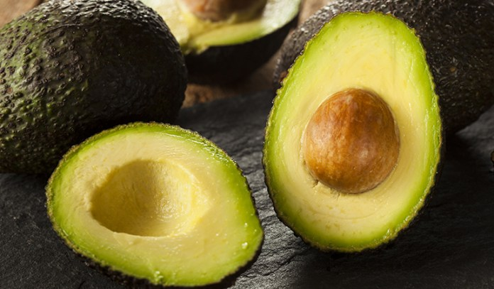 Avocados are a great source of healthy fats reducing the bad fat content