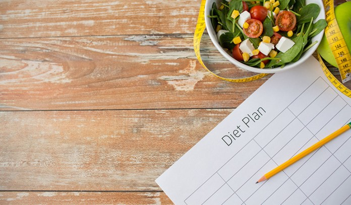 Having a diet buddy doesn't mean you stop taking responsibility for your decisions.