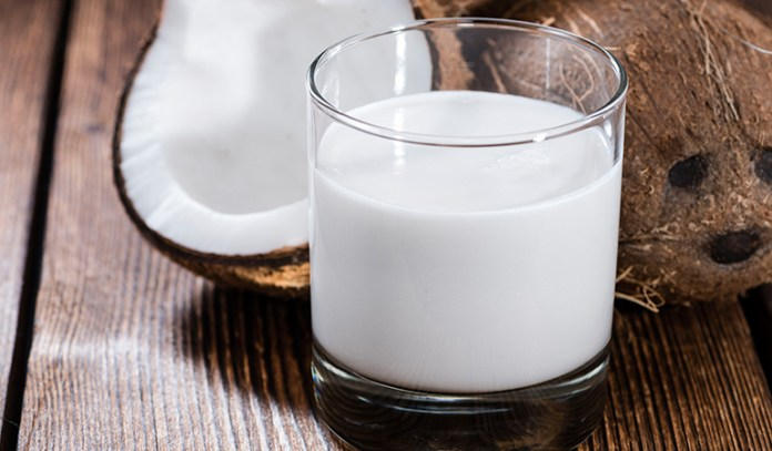 Coconut is a great dairy-free option