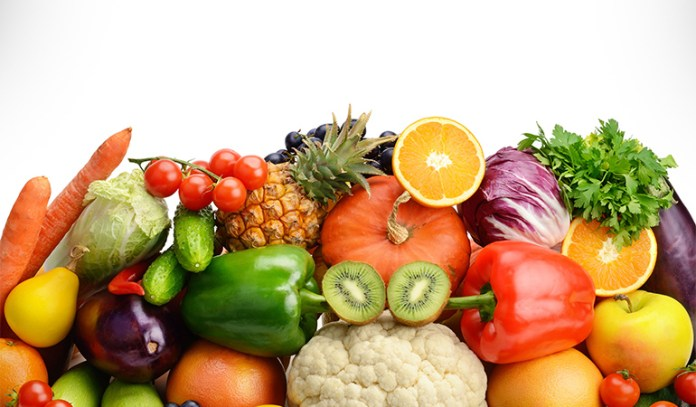 Citrus fruits and other veggies like broccoli are rich in collagen