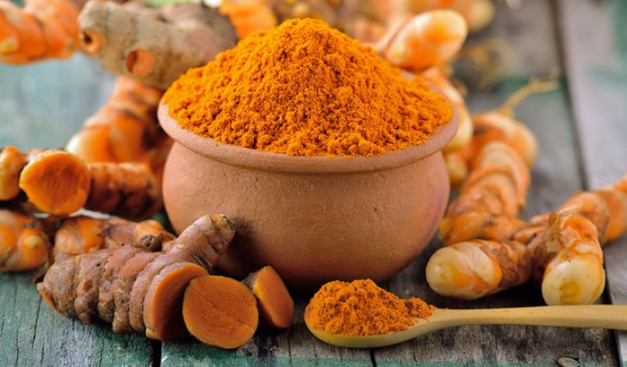 Turmeric powder is widely used in many cuisines