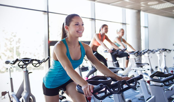 Vigorous cycling could burn up to 466 calories per hour