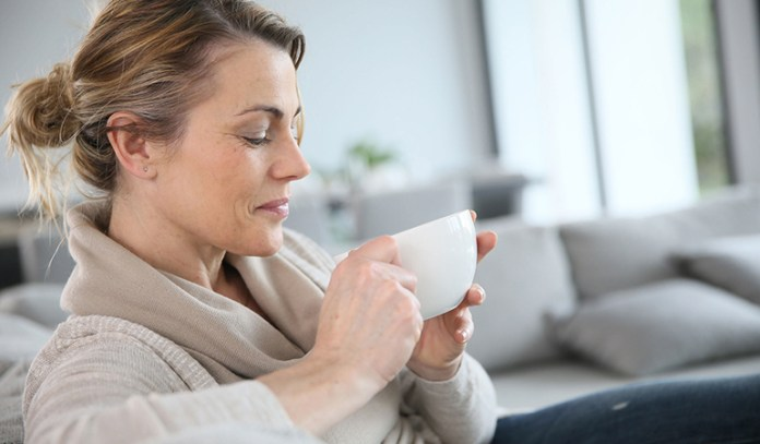 Fennel and chamomile tea help alleviate cramps