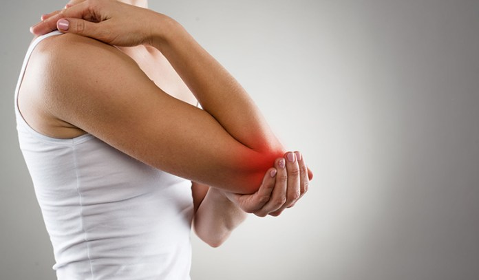 People who suffer from elbow pain often fear life changes