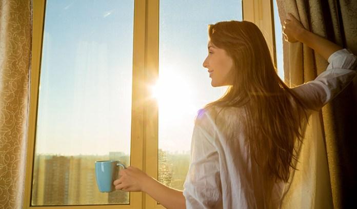 Warm water helps kick start metabolism