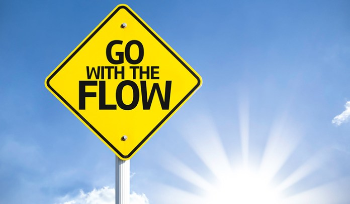 Go With The Flow And Not Rules