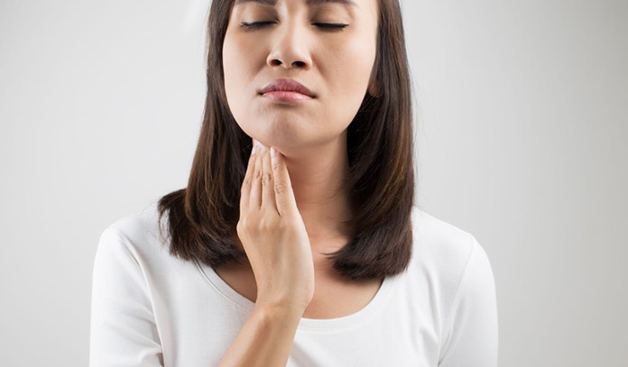 This autoimmunity affects the thyroid gland