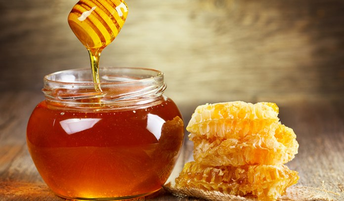 Honey is highly recommended for its moisturizing and skin lightening properties.