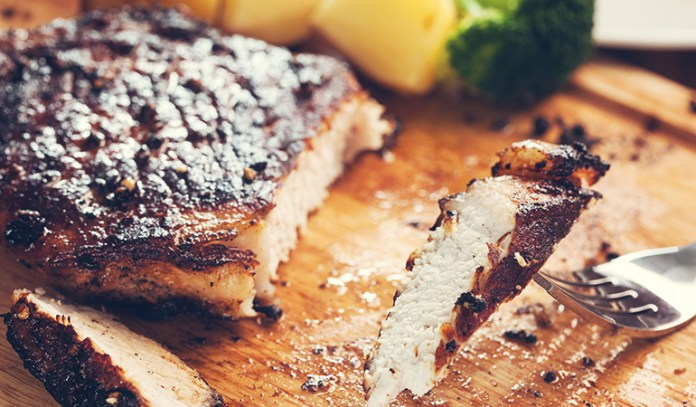 The doneness of meat can affect your health