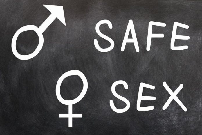 Lube can make sex safer by reducing friction.