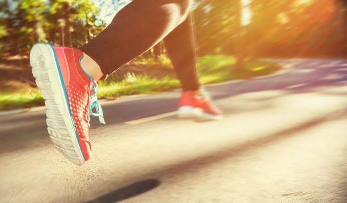 Jogging: 1 – 2 Hours Each Week